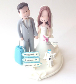 wedding-cake-topper-funny-sign-travel-suitcase
