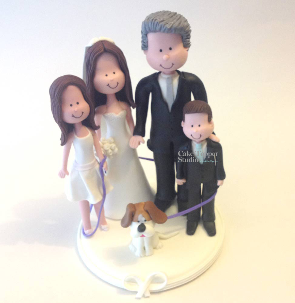 wedding-cake-topper-funny-family-3