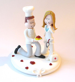 wedding-cake-topper-funny-chef-doctor