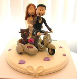 cake-topper-scooter-motorcycle