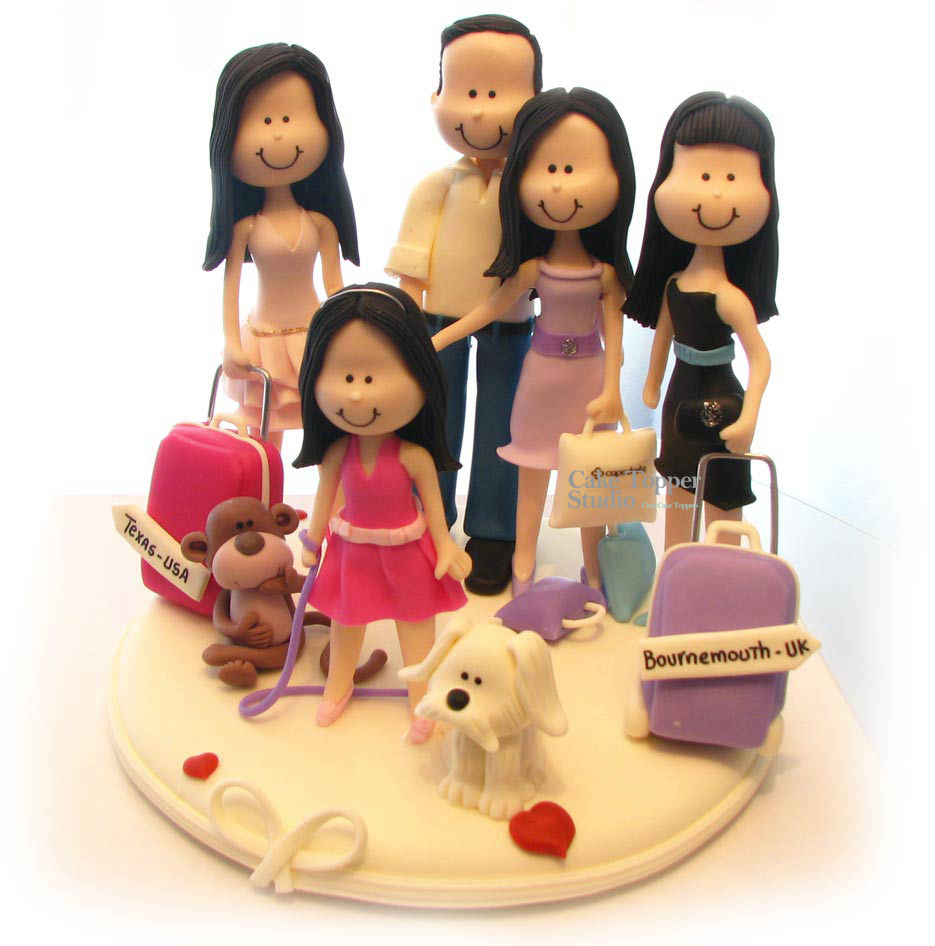 wedding-cake-topper-funny-family