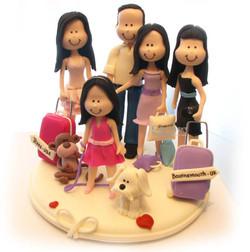 wedding-cake-topper-funny-family