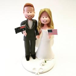 wedding-cake-topper-flags