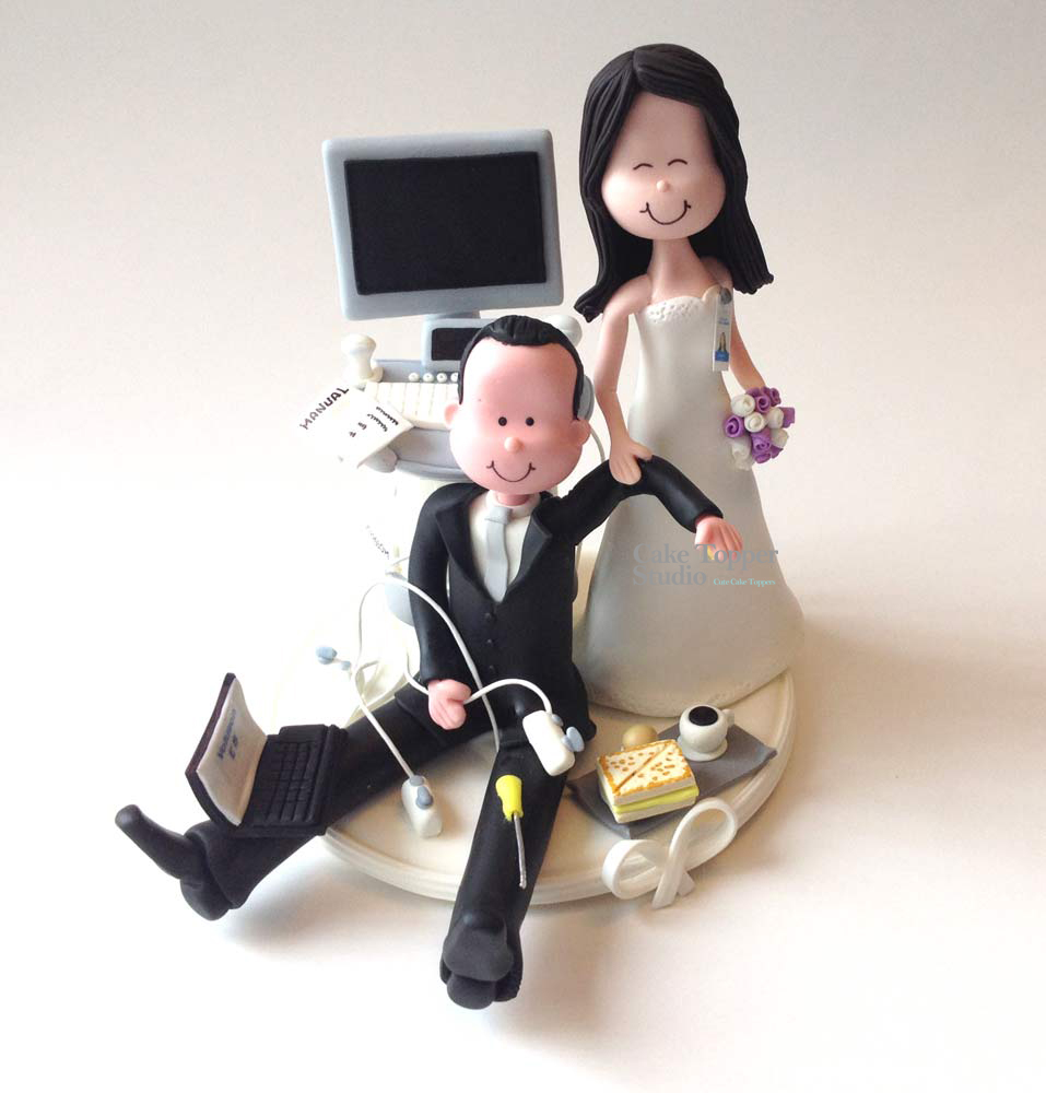 wedding-cake-topper-funny-oriental-bride