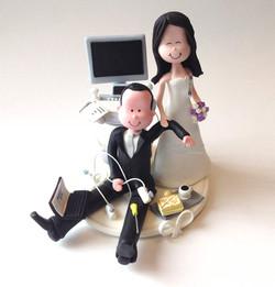 wedding-cake-topper-funny-oriental-bride