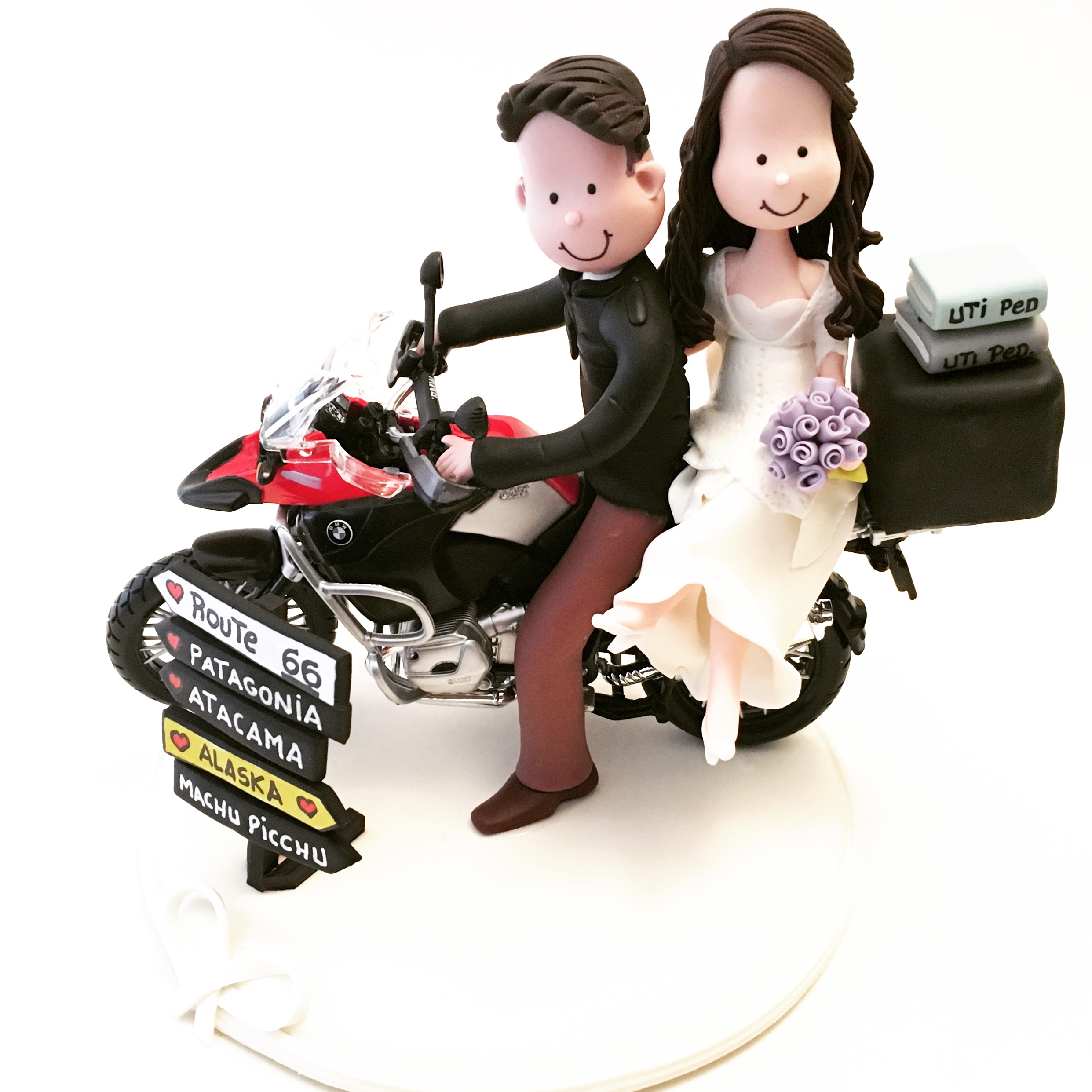 wedding-cake-topper-bmw-motorcycle