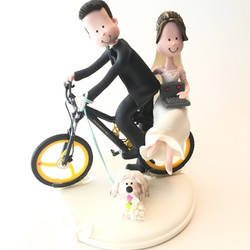 wedding-cake-topper-funny-bike-7