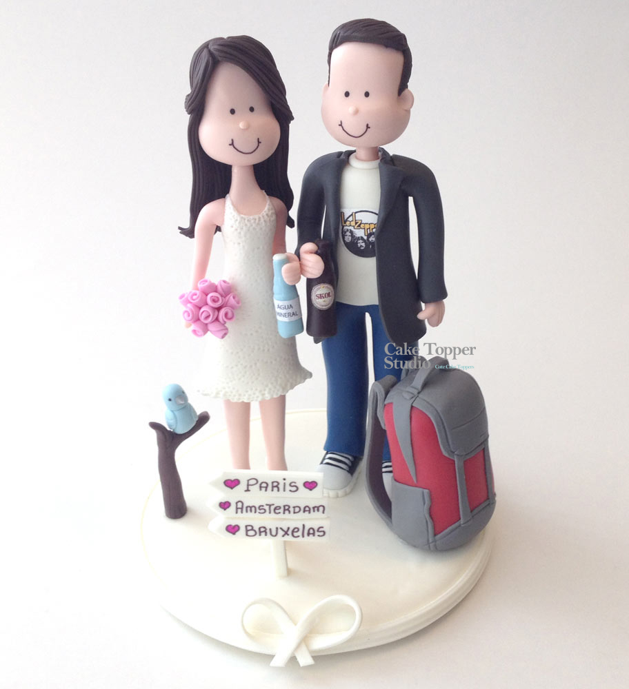 wedding-cake-topper-funny-backpacking-trip