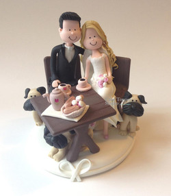 wedding-cake-topper-funny-brunch-coffee