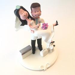 wedding-cake-topper-doctors