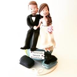 wedding-cake-topper-globe-travel-12