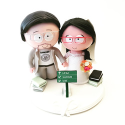 wedding cake topper southstyle 15