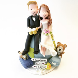 wedding-cake-topper-globe-travel-5