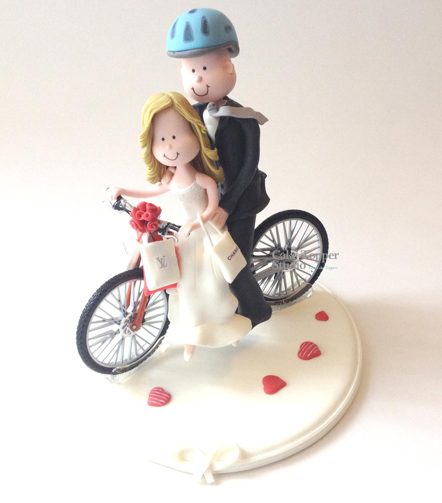 wedding-cake-topper-funny-bike-4