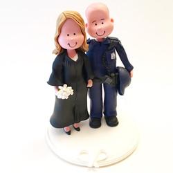 wedding-cake-topper-judje-police