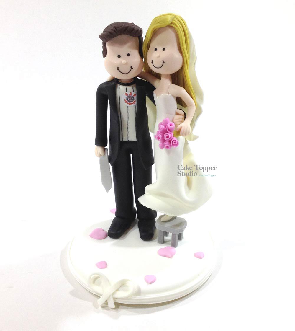 wedding-cake-topper-funny-short-bride