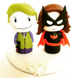wedding-cake-topper-thejoker-batwoman