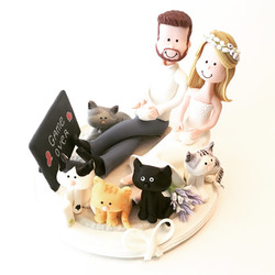 wedding-cake-topper-cats