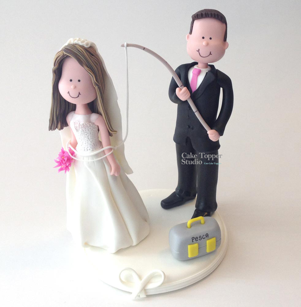wedding-cake-topper-funny-fishing-bride