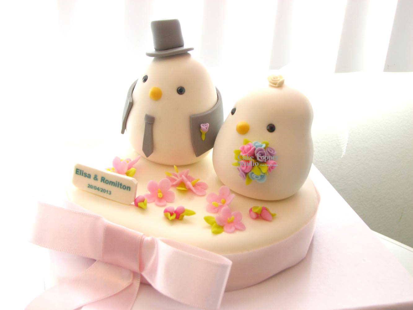 wedding-cake-topper-bird-cute-3