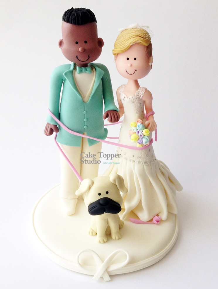 romantic-wedding-cake-topper-style-dog