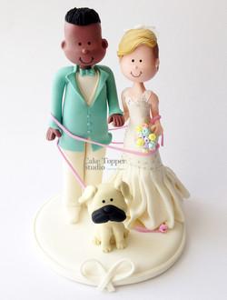 romantic-wedding-cake-topper-style-dog