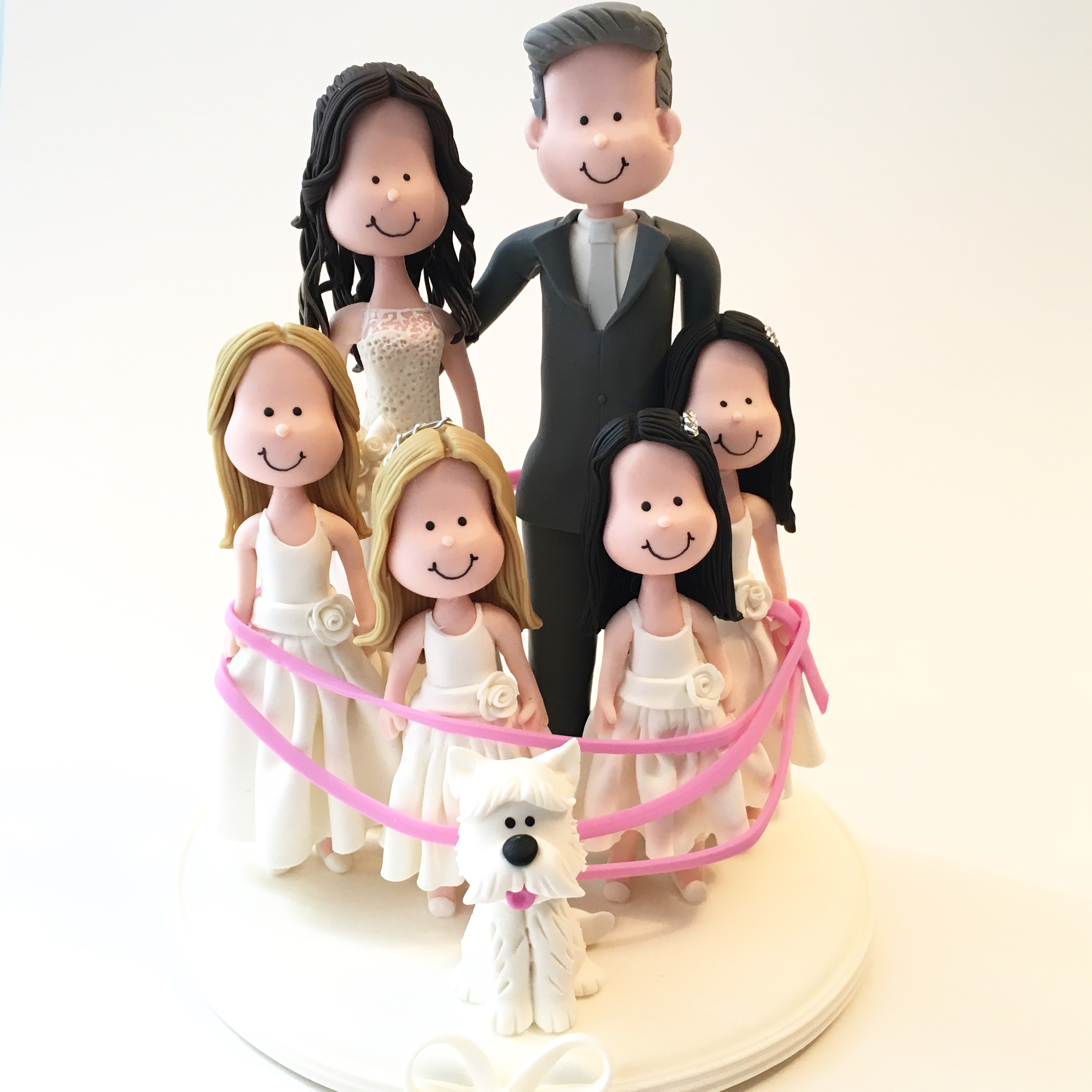 wedding_cake_topper_family_2