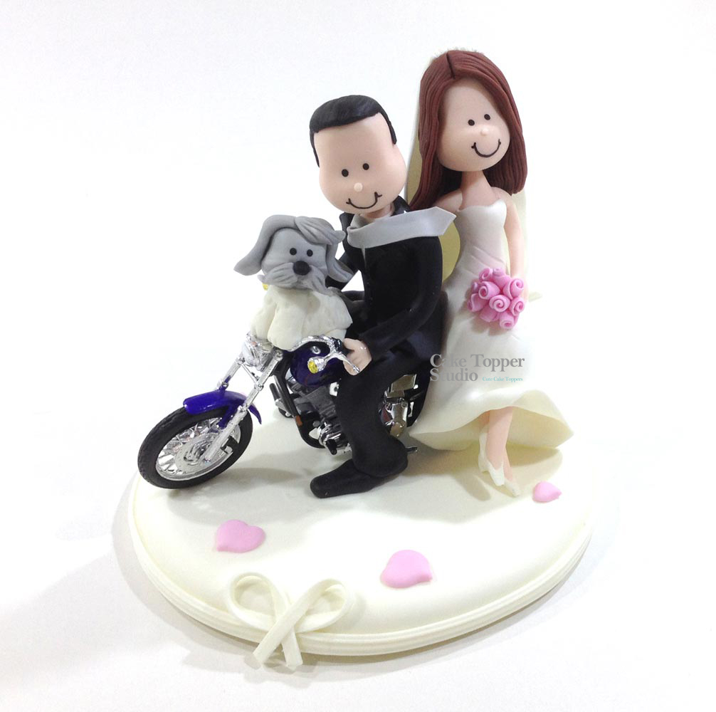 wedding-cake-topper-funny-harley-motorcycle-travel