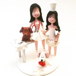 wedding-cake-topper-doctor-chef