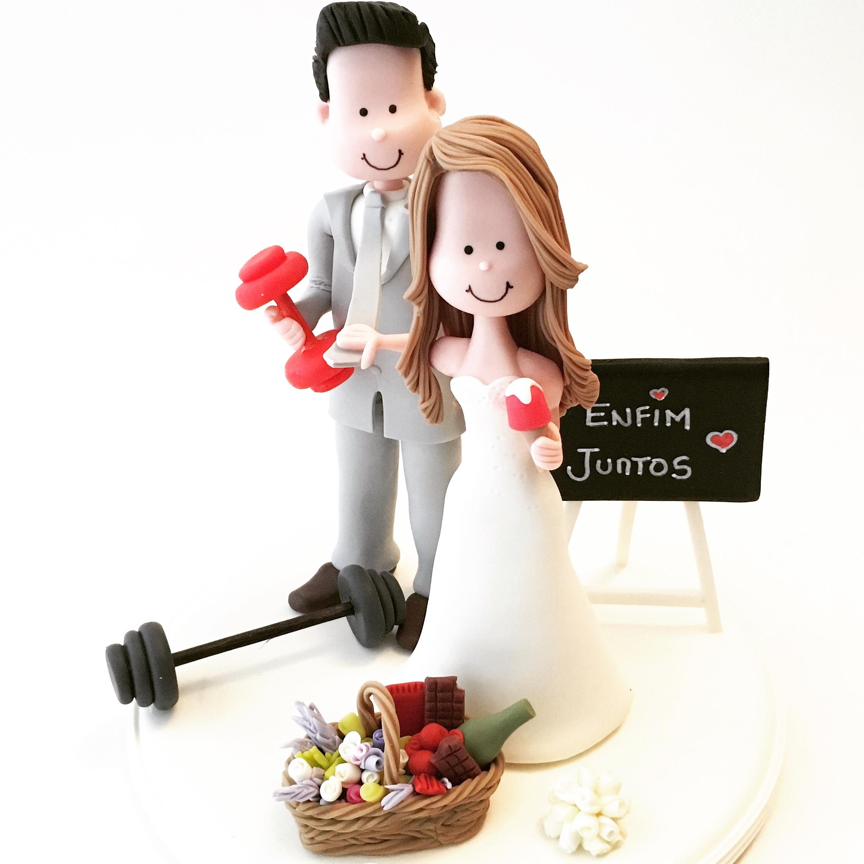 wedding-cake-topper-teacher-fitness
