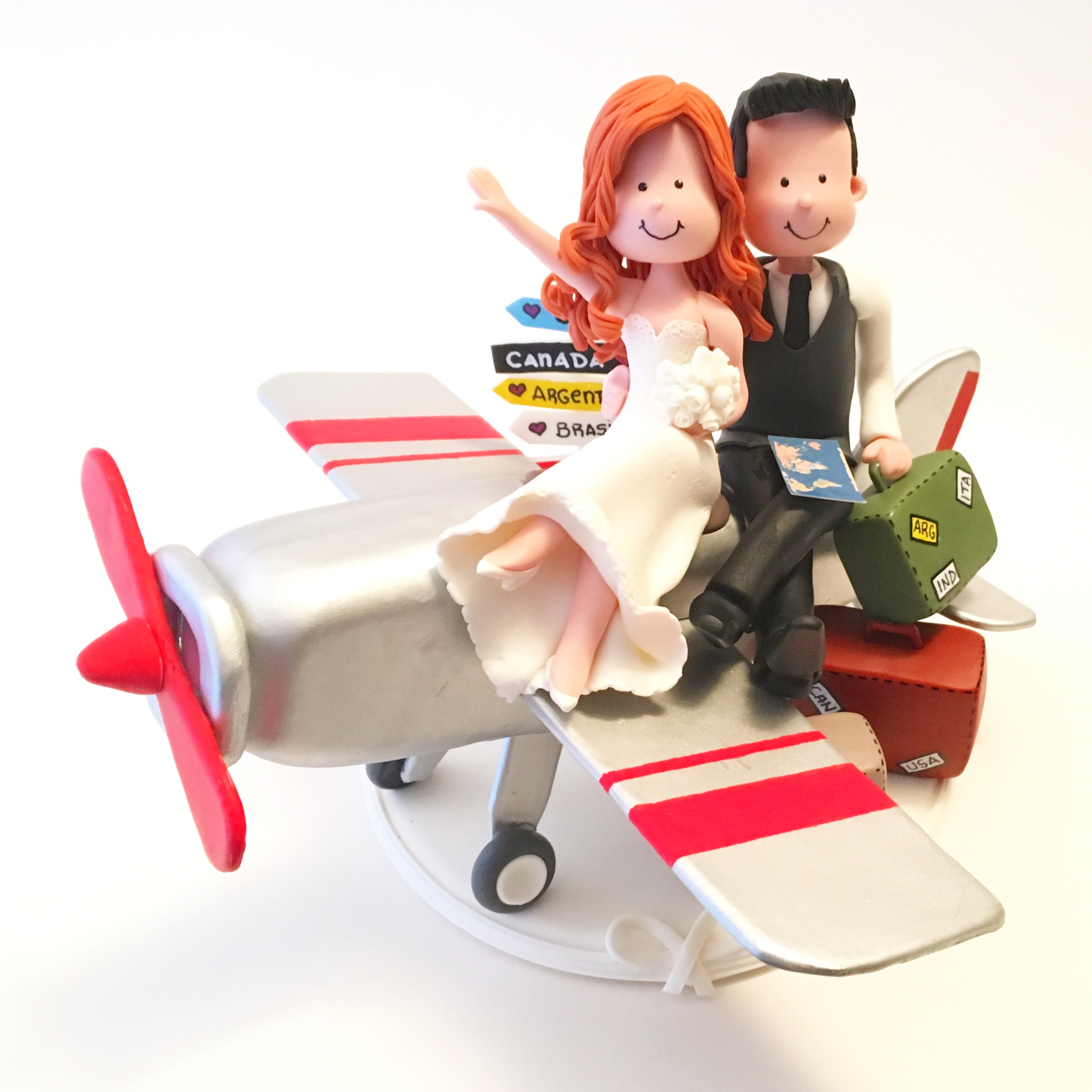 wedding-cake-topper-airplane-vintage-3