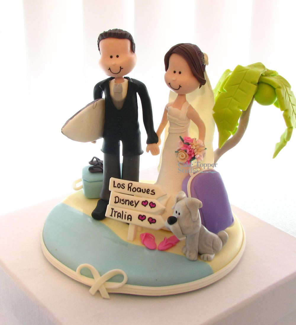 cake-topper-wedding-funny-beach-2