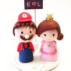 wedding-cake-topper-mario-peach-princess-3