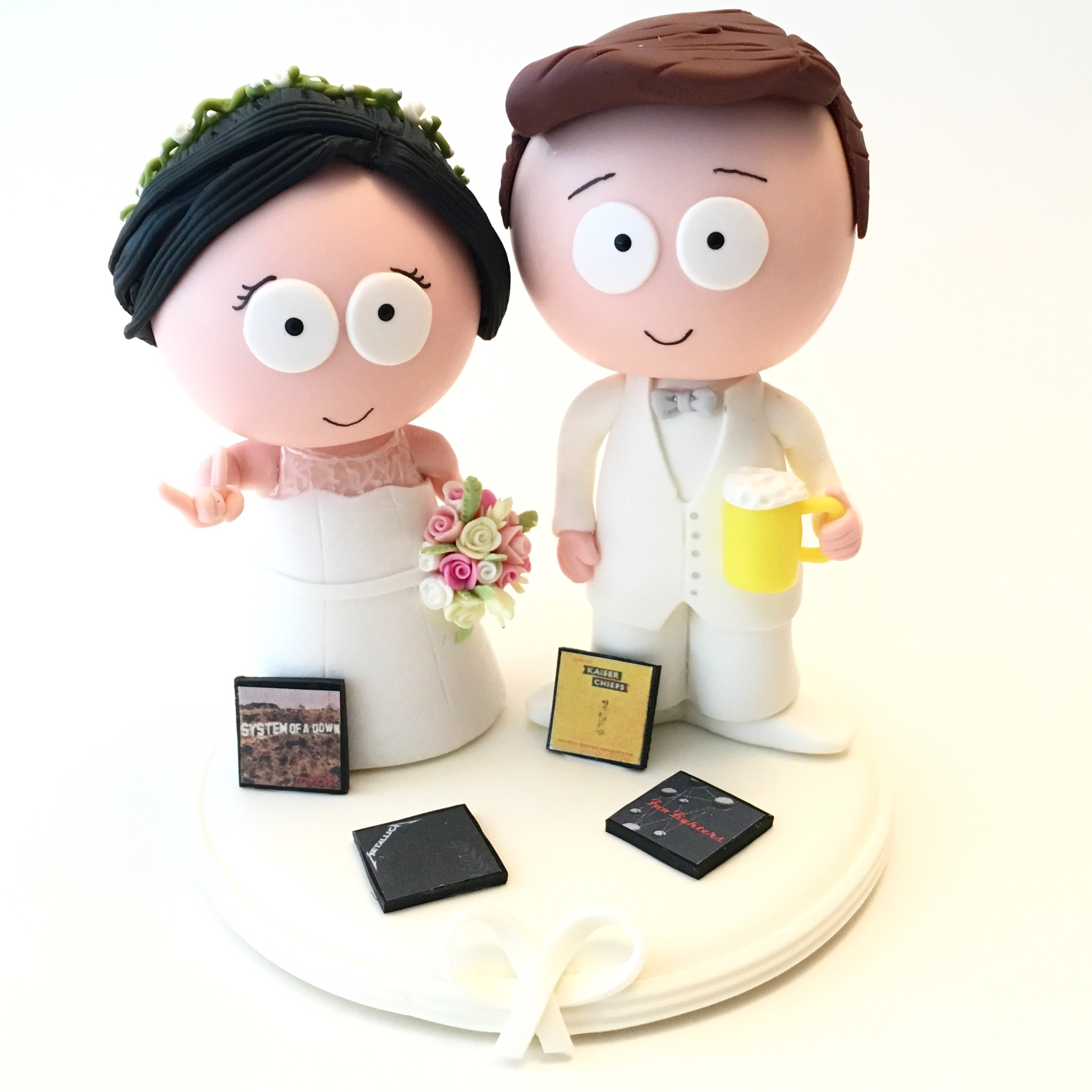 wedding cake topper southstyle 13