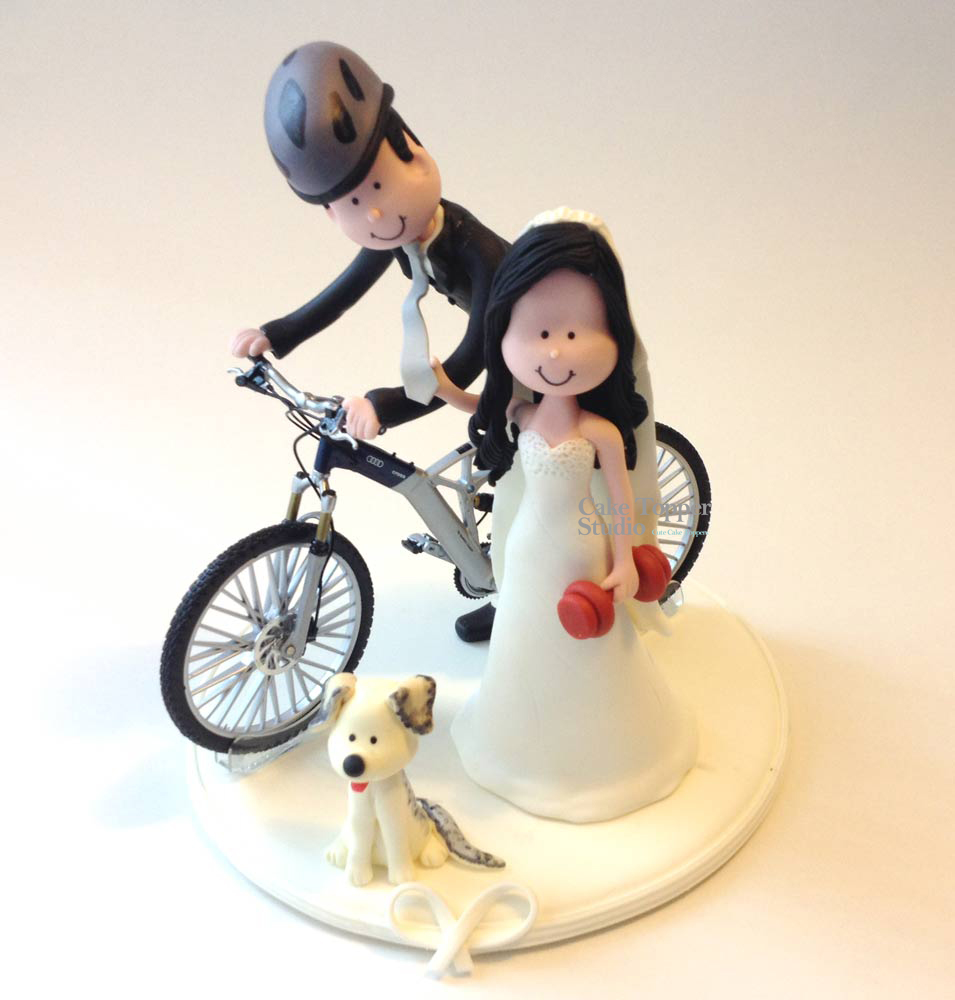 wedding-cake-topper-funny-bike-2