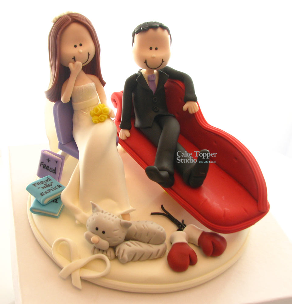 cake-topper-wedding-boxe-psychiatrist