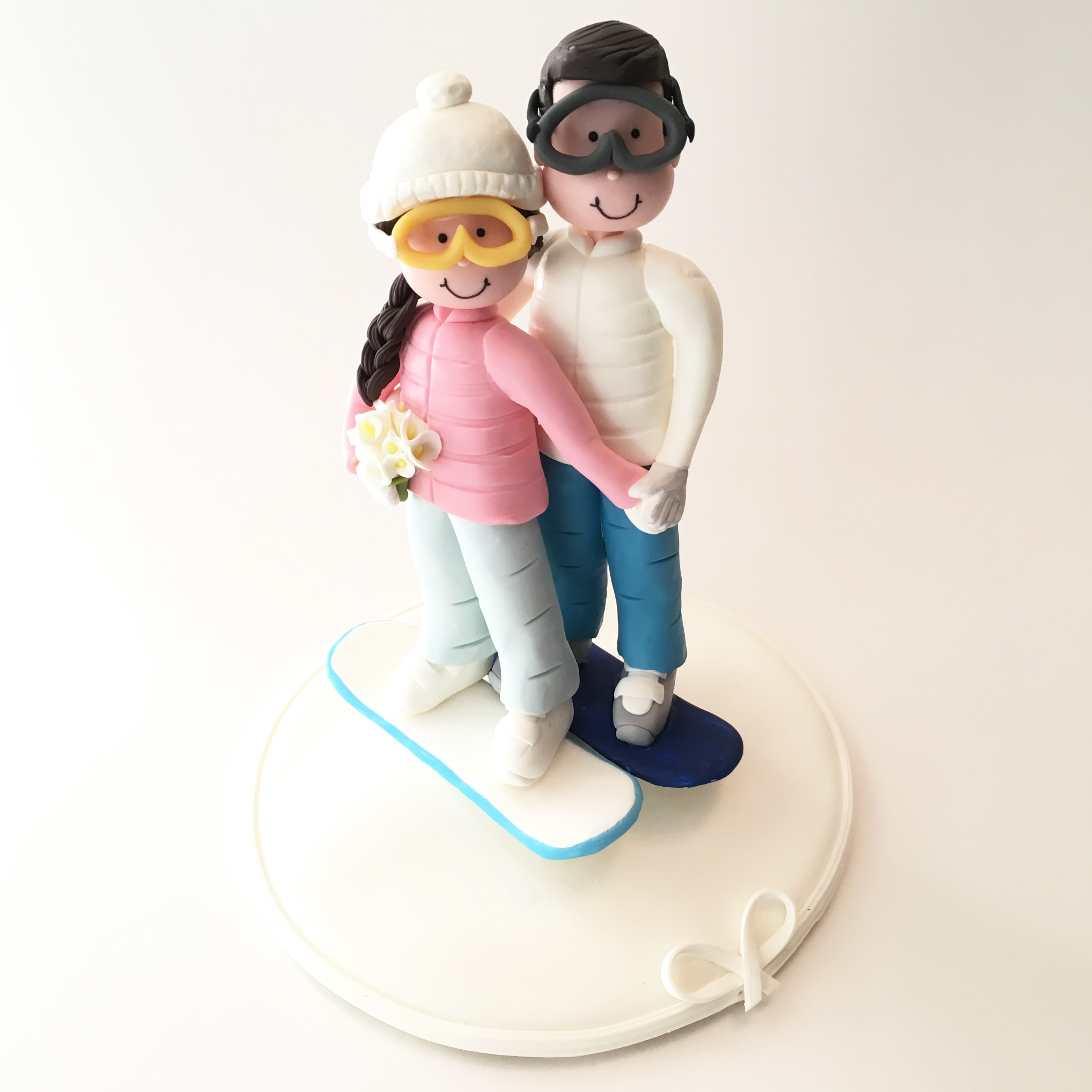wedding_cake_topper_snowboard