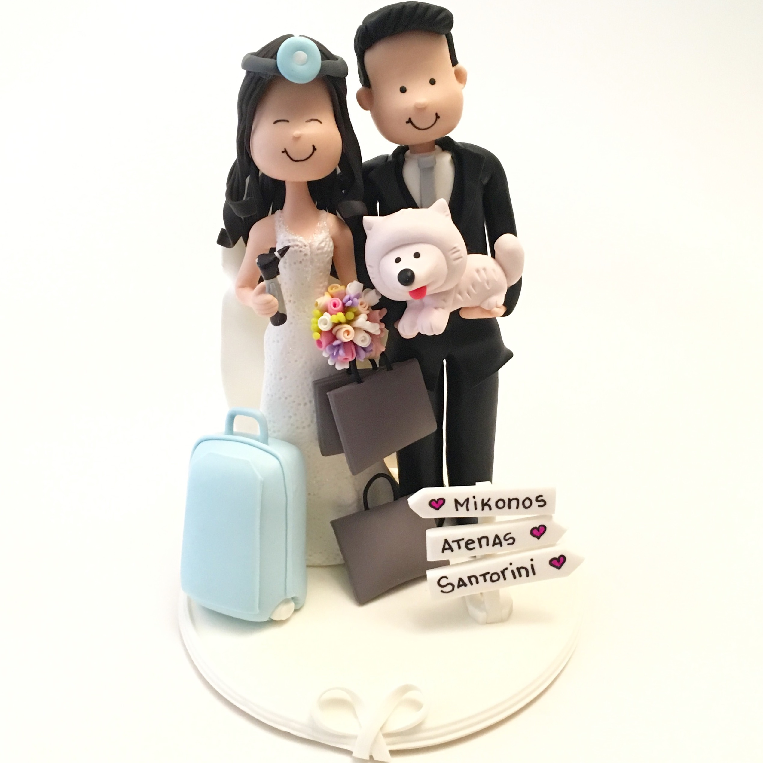 wedding-cake-topper-doctor-dog