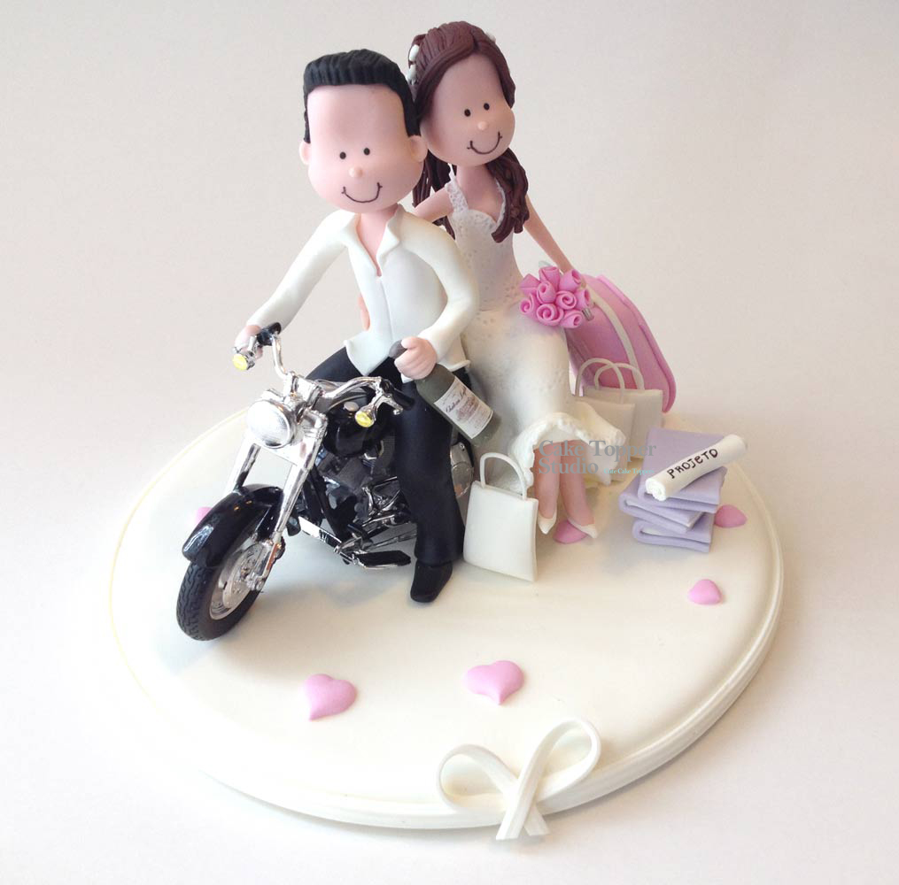 wedding-cake-topper-funny-harley-motorcycle-travel-2