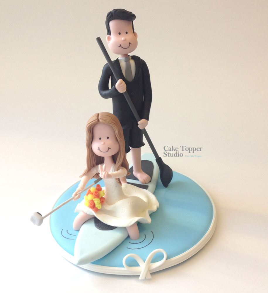wedding-cake-topper-funny-stand-up-paddle