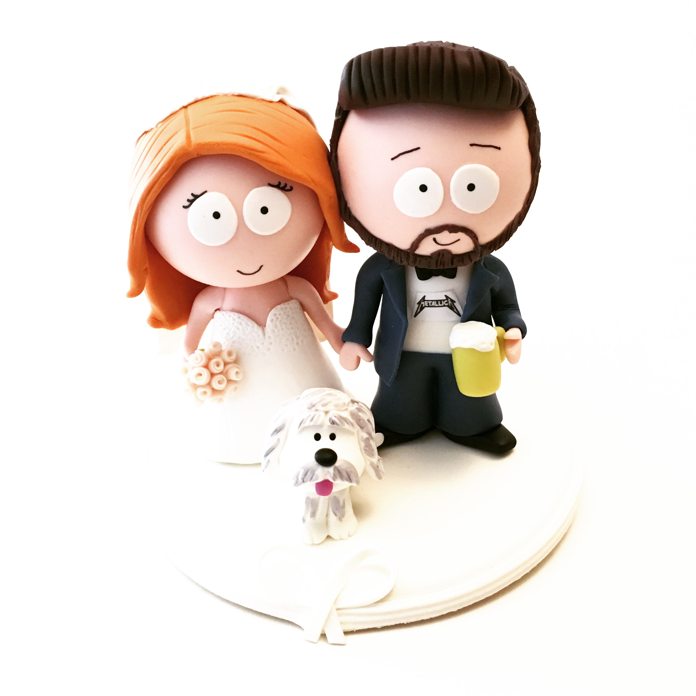 wedding cake topper southstyle 12