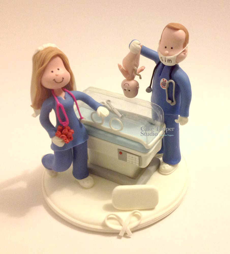 wedding-cake-topper-funny-doctors-baby