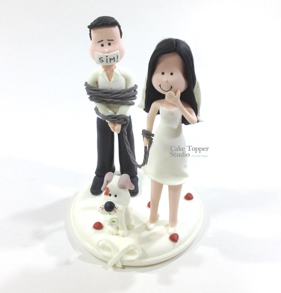 wedding-cake-topper-funny-yes-pet
