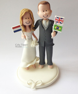 wedding-cake-topper-funny-flags