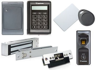 Access Control Asheville NC Johnson City TN Gatlinburg