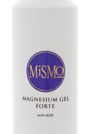 MiSMO Magnesium Gel Forte with MSM