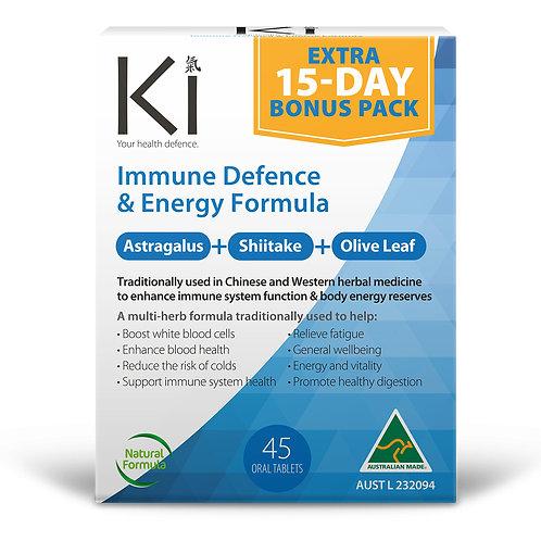 Ki Immune Defence & Energy Formula