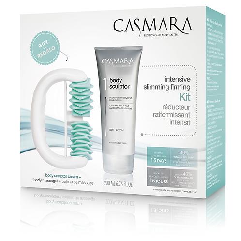 CASMARA Intense Slimming Firming Body Pack + Massager