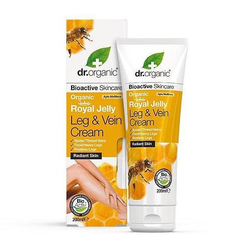 Dr Organic Royal Jelly Leg and Vein Cream
