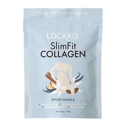 LOCAKO COLLAGEN SLIMFIT SPICED VANILLA